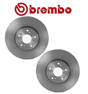 Front Drill /& Slot Brake Rotors For Acura CL TL MDX Honda Accord Odyssey Pilot