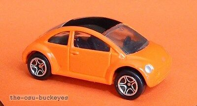 1997 Matchbox Loose Volkswagen VW Concept 1 Orange Black Roof Combine Shipping