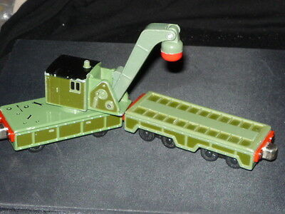 Thomas and Friends Take Along Breakdown Train and FlatBed