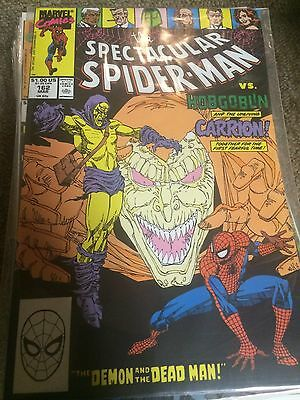 Spectacular Spider-Man Lot - Complete Run w/Issue #s 162-201, Green Goblin