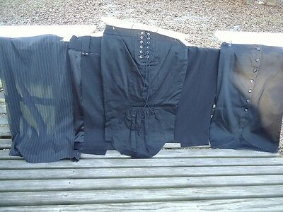 Arden B  group of 5 black skirts   Size 00  *A4C*