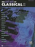 The Giant Book of Classical Piano Sheet Music, Staff, Alfred Publishing, New Boo