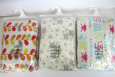 Lau110054 Country Club Ironing Board Cover Textile Multi-Fit Homeware 3 Colours