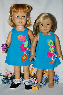 """Doll clothes fit both 18"""" A.G. & 19"""" Chatty Cathy handmade by Grandma in the USA"""