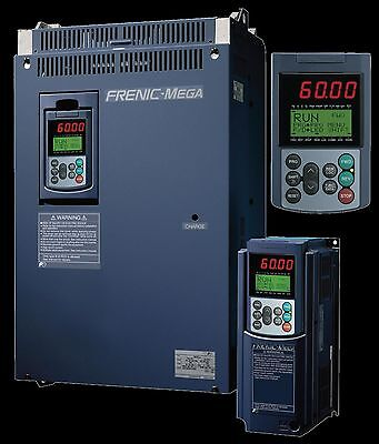 Variable Frequency Drive (Vfd) For 60Hp 3 Phase Electric Motor 460 V