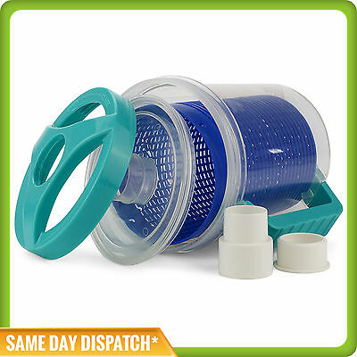 Leaf Canister / Eater / Catcher For Pool Cleaners (Inline)
