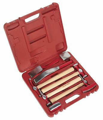 Sealey CB58 Panel Beating Set 9pc