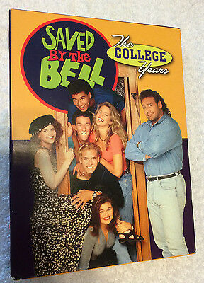 Saved By the Bell The College Years: Season 1 (DVD, 2004, 3-Disc Set)