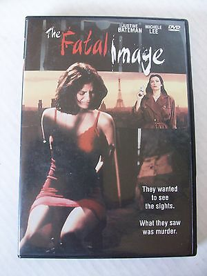 The Fatal Image (DVD, 1990) Lifetime, Justine Bateman, Michelle Lee