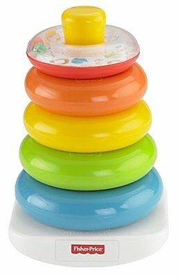 Fisher Price Toy Brilliant Basics Rock-a-Stack - Free Shipping!!