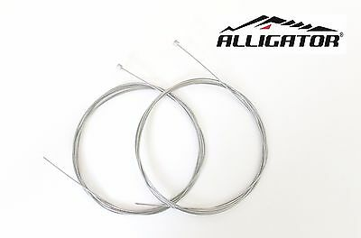 Alligator Slick Stainless Steel Shift Gear Shifter Derailleur Inner Cable Wire