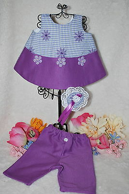 """Doll Clothes fit 18 """" A.G. dolls & 19"""" Chatty Cathy  handmade in the  USA."""