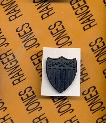 US Army AG Adjutant General Branch Officers set cb pin metal badge