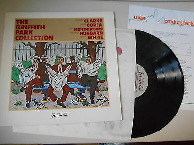 LP VA Griffith Park Collection (6 Song) ELEKTRA MUSICIAN / OIS / Presskit