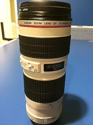 Canon EF 70-200 mm F/4 L USM Lens Non Is