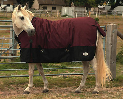 Rhinegold arizona 100g medium-lightweight horse turnout outdoor rug