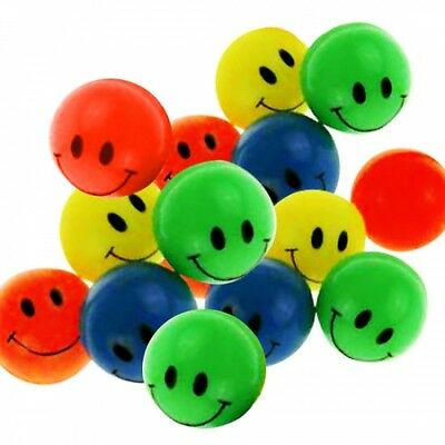 Business & Industrie Flummis Flummi Springball 55 mm LED Lachgesicht Ball Hüpfball Smile