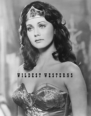 LYNDA CARTER Hot WONDER WOMAN Photo RARE! Cleavage BUSTY Sexy Pose SUPERHERO