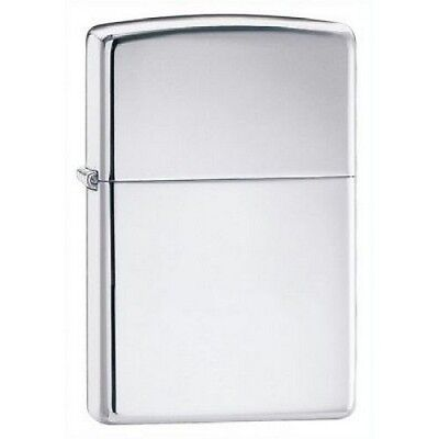Zippo 250 high polish chrome Lighter