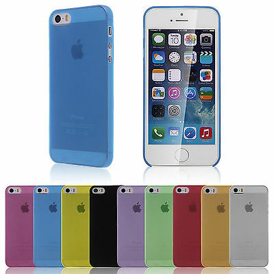Funda Carcasa Para Apple Iphone 5 5S Colores Case Cover Colors