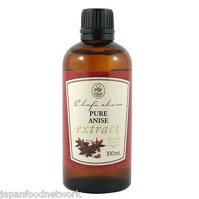 Pure Anise Extract 100ml