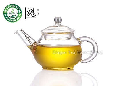 Chinese Clear Glass Teapot 100ml 3.38 fl oz CK-099S
