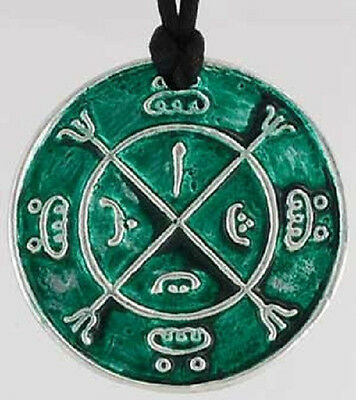 Circle Of Protection Amulet Wicca Hoo Doo