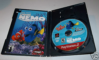 Finding Nemo (Sony PlayStation 2, 2003) Greatest Hits
