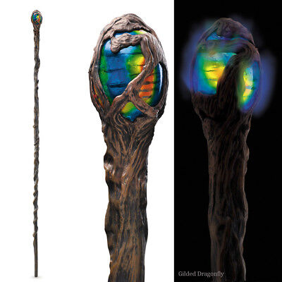 Maleficent Staff Glowing Deluxe Disney Maleficent Costume Accessory New