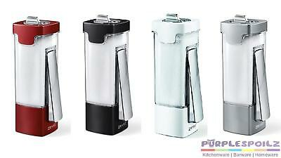 NEW ZEVRO THE PORTION PRO SUGAR DISPENSER Coffee Hot Chocolate Salt Spice Pepper