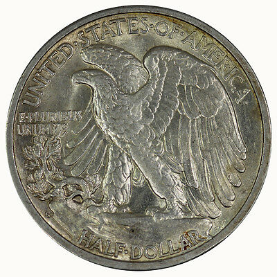 USA 1942 S Half Dollar CHOICE UNC