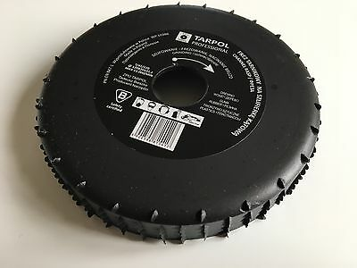Angle grinder Wood chaser disc 90x3x22,2 Grinding Wood Rubber Plastics