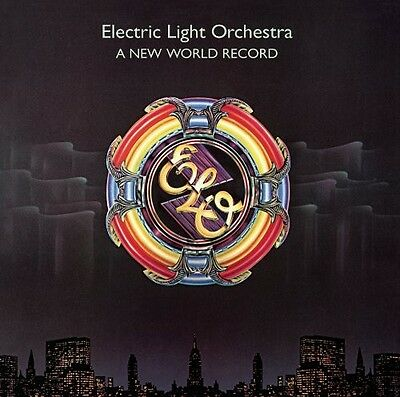 New World Record - Electric Light Orchestra (CD Used Very Good)
