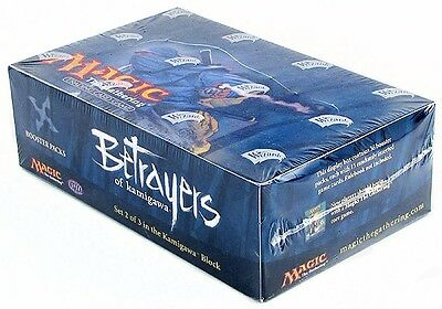 betrayers of kamigawa - MTG - ENG - 36 Boosters in 1 BOX - MINT Sealed