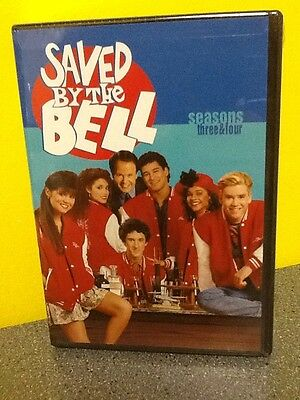 Saved By The Bell Seasons 1&2 Factory Sealed