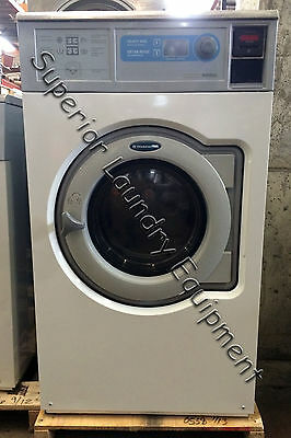 Wascomat W645CC Compass Control Washer, 45Lb, 220V, Card Ready