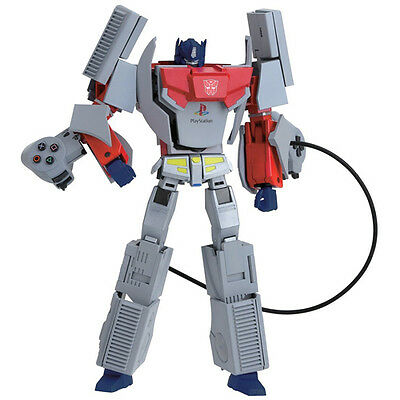 Brand New Playstation Optimus Prime Transformers Action Figure *US Seller