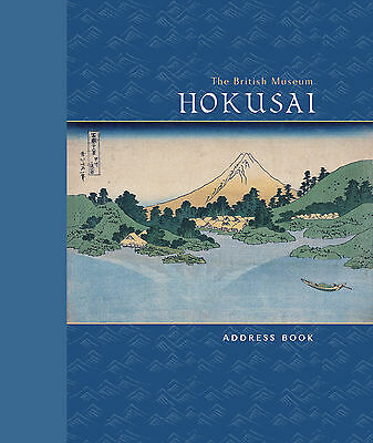 Deluxe Address Book - Hokusai (The British Museum)