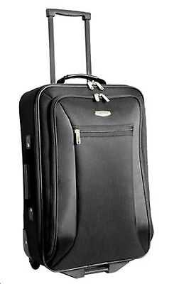 "Concourse Upright Luggage - 20""/Travel Suitcase/Carry-on Luggage W/Wheels"