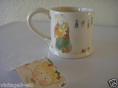 "New Gnomy's Diaries by Annekabouke Angel of the Month ""November"" Sm Coffee Mug"