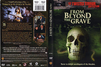 From Beyond the Grave DVD David Warner, Donald Pleasence, Peter Cushing - NEW