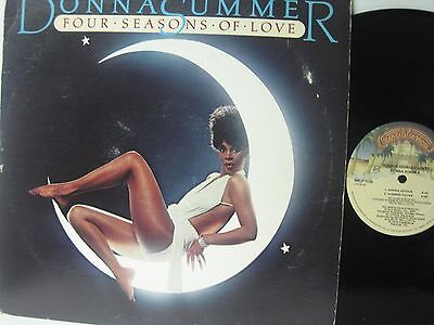 DONNA SUMMER FOUR SEASONS OF LOVE 1976 Records