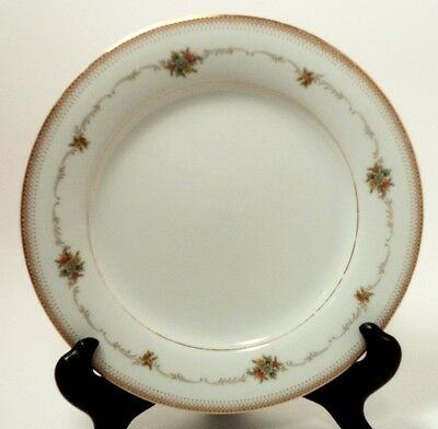 "NORITAKE JOANNE CHINA 6466 JAPAN 2 8 3/8""  LUNCH SALAD  PLATES  + ONE FREE"