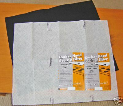 Universal Cooker Hood GREASE & CARBON Filter Multipack
