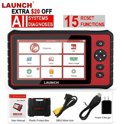 KZYEE 12/24V Heavy Duty Auto Battery Load Tester Charging System Diagnostic Tool