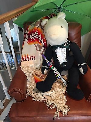 Concertina Choctawhatchee Style Marcher Bear