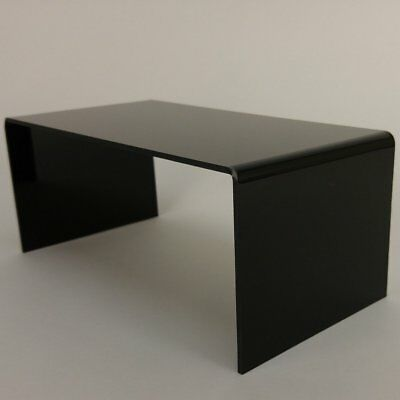 7.8cm Black Jewelry Retail Tool Presentation Display Platform Riser M Size