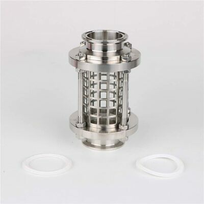 """Triclamp Sanitary Sight Glass with steel cover, size:3""""/76mm SS304 Tri Clamp"""