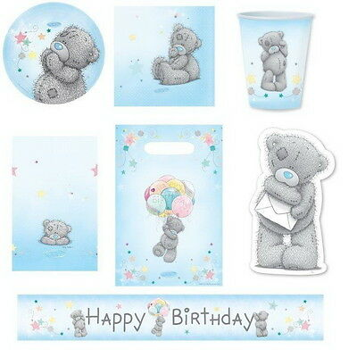 Me To You Tableware & Decorations - Create Your Own Pack - Birthday Party Set