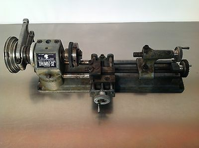 Unimat-SL DB200 Lathe Bed Assembly